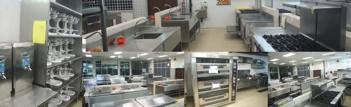 dapur komersil